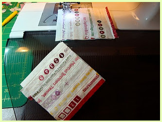 Chain-stitching Blocks